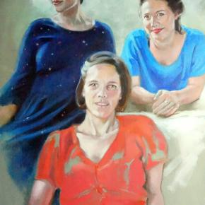 Catherine, Eleanor and Philippa