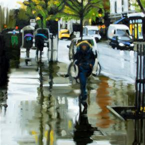 Chelsea, Wet Morning